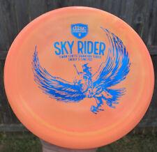 ~New~ Discmania Sky Rider ~1st Run~ 173g S-Line Pd2 (Top Right Rim Flawed)