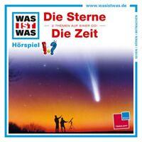 """WAS IST WAS """" FOLGE 29: DIE STERNE/DIE ZEIT"""" CD NEU"""