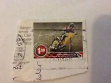 Nueva Zelanda. Campeones De Motorsports. IVAM maugger. 1.50. sello usada.