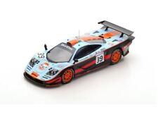 McLaren F1 GTR - R. Bellm/A. Gilbert-Scott/Sekiya - 24h Le Mans 1997 #39 - Spark