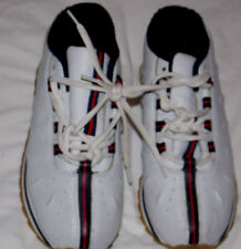 NEXT, Unisex, White leather, sports trainers. size 3. New.