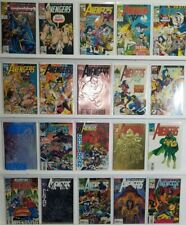 Lot of  20 The Avengers  Mixed VINTAGE COMIC BOOK (922)