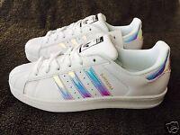 Adidas Superstar Women's Trainers Iridescent Dubai UK Size 3.5 4 4.5 5 5.5 6