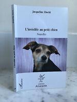 Jacqueline Zinetti L'Invisibile Au Petit Cane Nuovo Collezione Amaranto 2012