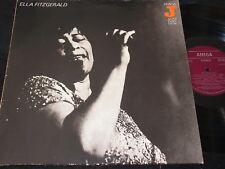 ELLA FITZGERALD same / DDR red Label Reissue LP 1978 AMIGA 855055