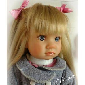 "Kidz n Cats Doll 18""-Sonja Hartmann- Mareike New in Open Box"