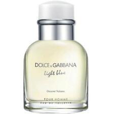 Dolce & Gabbana Light Blue Discover Vulcano edt 4.2 oz men NEW tester