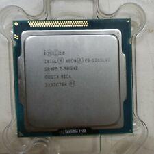 Intel Xeon E3-1265L V2 2.5 GHz Processor SR0PB E3-1265Lv2 CPU Worldwide ship