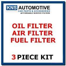 FIAT STILO 1.9 Multijet Diesel 03-08 Olio, Aria & Carburante Filtro Servizio Kit f15A