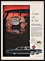1960 CADILLAC Fleetwood Sixty Special Sedan Body Body Fisher Classic Car AD