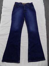 NWOT Mudd Blue Jeans Flare Bell Bottom Denim Button Fly Junior 9 28X31 4RT822