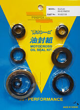 Suzuki RM250 RM 250 1989 1990 1991 1992 1993 Engine Oil Seal Kit