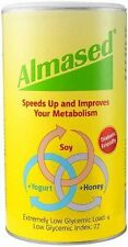 ALMASED Multi Protein Synergy Diet Weight Loss Fat Burner Powder - 17.6 oz