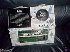THE BEATLES LARGE CORGI AEC ROUTEMASTER DOUBLE DECKER BUS No.77 LIVERPOOL CORP.