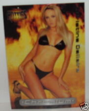 BENCHWARMER 2002 - CHROMIUM HOTTIES - INSERT CARD #10