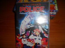 TOKIO PRIVATE POLICE - DVD DOKI DOKI COLLECTION YAMATO VIDEO - NUOVO e SIGILLATO