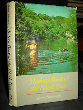 Modern Book Of The Black Bass, Fishing Technique Selecting Best Waters Hardcover
