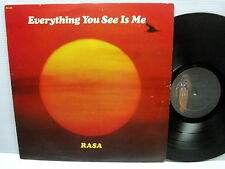 RASA Everything You See Is Me LP w. Lyric Insert