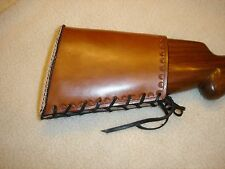 SASS LEATHER 1897 WINCHESTER Shotgun Butt Stock Cover(20 DAYS TO GET IT DONE)