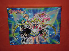 SAILOR MOON S  COFANETTO-Box 2 di 2 - contiene 4 dvd -SIGILLATO- DYNAMIC