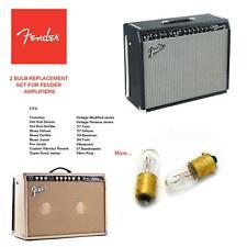 Fender Pilot Light Bulbs for a Variety of Fender Amplifiers - US SELLER
