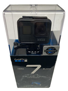 GoPro HERO7 Action Camera - Black - New- Free Same Day Or Next Day Shipping!