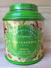 AM Tanto La Vida Sencha Green Tea Loose Tin 3.5 oz Made In Spain The Capsoul