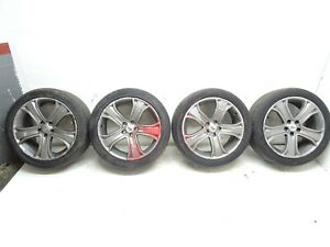 LAND ROVER FULL SET OF WHEELS WILL FIT 2.5TDI TOUAREG MK1 5X120 20' 275/40/20