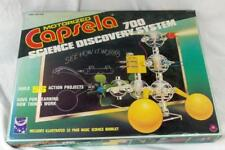 Capsela 1990 #700 Science Discovery System Motorized 56 Projects Factory Sealed