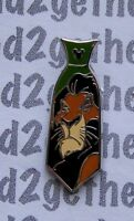 Disney Pin WDW DLR 2015 Hidden Mickey Villain Neckties Scar