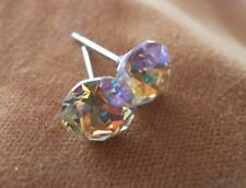 HYPOALLERGENIC Stud Earrings Swarovski Elements Crystal Earrings 7 mm