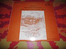 ♫♫♫ BRAHMS - Piano Concerto No. 2 B flat major - Gilels/Reiner/CSO Vinyl LP ♫♫♫