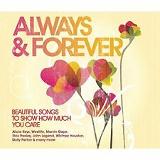 ALWAYS + FOREVER NEW 3CD HITS FROM O'JAYS,BARRY MANILOW,BILLY OCEAN,EMOTIONS Etc