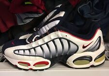Nike Air Max Tailwind Red White And Blue 13 Ds Cracked