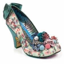 Irregular Choice High (3 to 4 1/4) Heel Height Floral Heels for Women