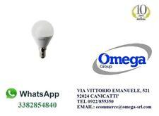 LAMPADINA SFERA LED 3,5W E14 4000K- LAMPADA BEGHELLI 56963