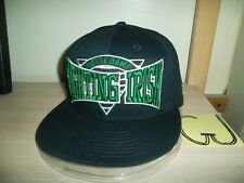 47d5e814bdb Era Notre Dame Fighting Irish Black-green 9fifty Snapback Adjustable Hat