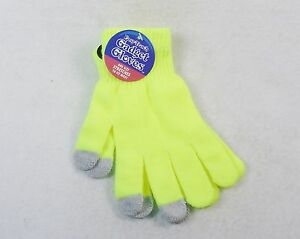Gadget Gloves Keep Hands Warm Using Touch Screen Device For Texting/Gaming NEW