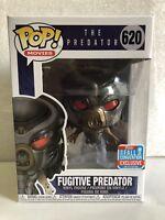 Funko POP! The Predator Fugitive Predator 620 NYCC 2018 Shared Exclusive New!