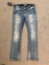 NWT Silver Kingston Boot Cut Jeans W29 x L33