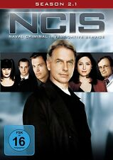 NAVY CIS - SEASON 2.1 MB  3 DVD NEU  COTE DE PABLO/MARK HARMON/+