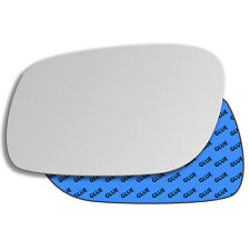 Left wing self adhesive mirror glass for Lincoln Town Car 1998-2011 670LS