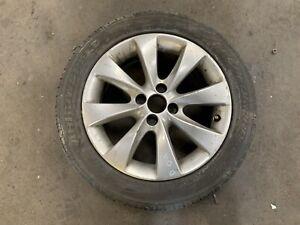 "VAUXHALL CORSA D 16"" ALLOY WHEEL WITH TYRE 195/55R16 MOHAWK 13374019 Good Tyre"