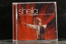 SHEILA-En concert a l 'Olympia Jamais deux sans toi 2 CD
