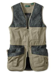 Orvis Clay's Shooting Vest - Sage