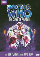 Doctor Who - The Curse of Peladon (Jon Pertwee New DVD