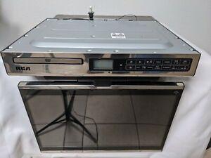 """RCA SPS36123 15.4"""" Under Cabinet Kitchen LCD TV/DVD/AM-FM Radio NO REMOTE"""