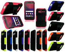 For Alcatel U3 3G 4049X New Design Armour Shock Proof Stand Phone Case Cover