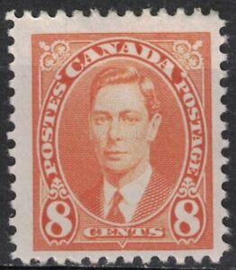 CANADA:1937 SC#236 MH George VI