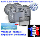 PROTECTION VERRE OPTIQUE ECRAN LCD CANON 650D,700D,50D,5DII,5DIII,60D,70D,6D,7D